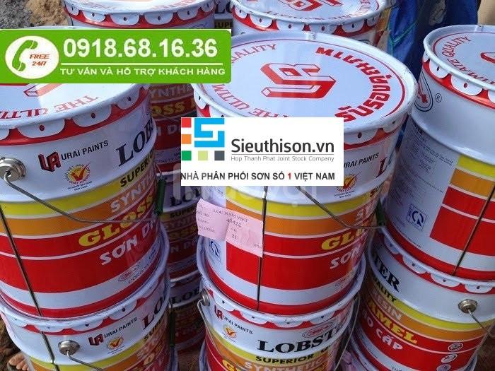 Tìm địa chỉ bán sơn dầu galant thùng 17,5l uy tín giá rẻ tại TPHCM