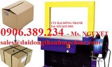 Máy đai niềng thùng tự động tại HCM, Long An, Tiền Giang, Vĩnh Long