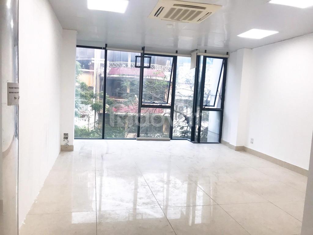 Cho thuê sàn văn phòng giá rẻ phố Nguyên Hồng dt 40m giá chỉ 8tr/th