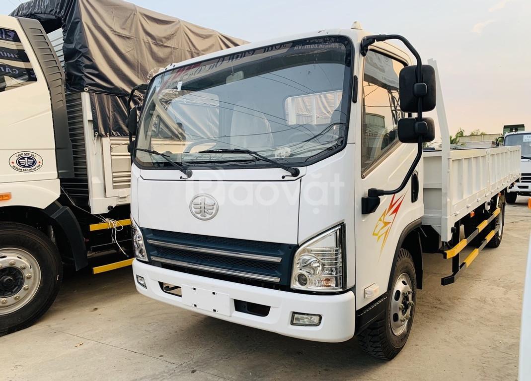 Xe tải 7 tấn ga cơ faw động cơ hyundai