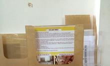 Kệ mica để sản phẩm mẫu trưng bày, kệ đựng tờ rơi, tài liệu A4