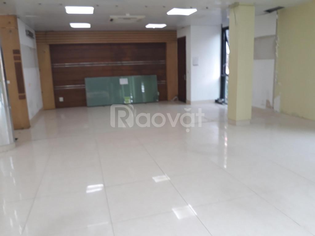 Cho thuê sàn thông 120m phố Nguyên Hồng quận Đống Đa giá chỉ 30tr