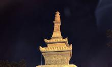 Mẫu mộ tháp đẹp để tro cốt bằng đá tại các tỉnh Long An – Bạc Liêu