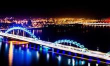 Bán 1400 m2 đất MT sông Hàn đường Bạch Đằng, Đà Nẵng gần cầu Rồng