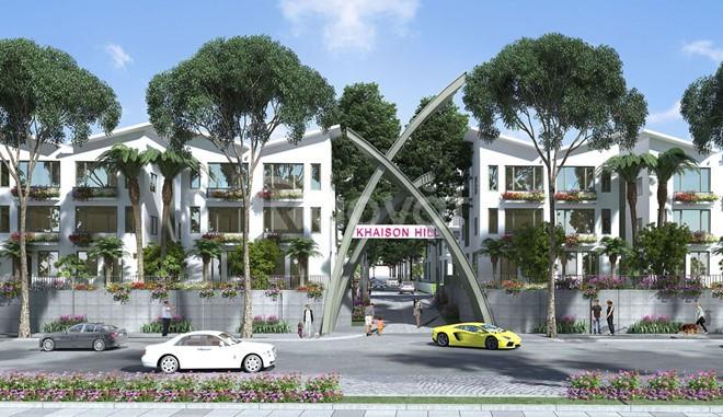 Tuyệt tác nghỉ dưỡng chốn nội đô cùng Khai Sơn Hill