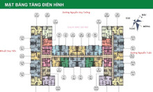 Cho thuê căn hộ chung cư 282 Nguyễn Huy Tưởng  Nhà mới nhận bào giao