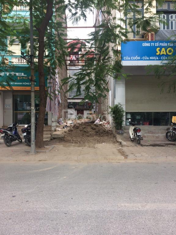 Bán nhà mặt phố Nguyễn Hoàng Tôn 55 m2 nở hậu gần cổng 1 Ciputra