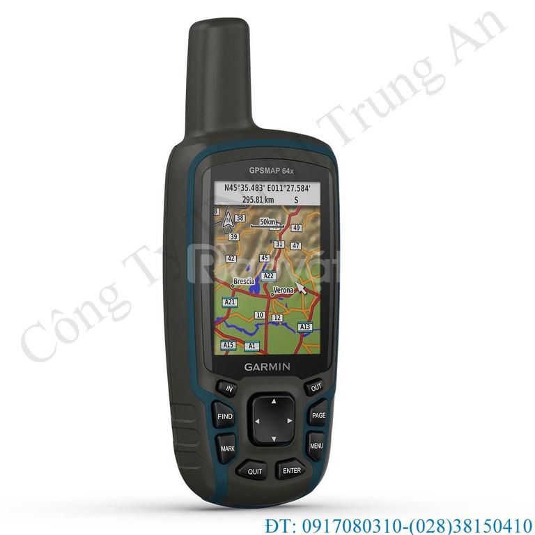 Máy định vị GPS tiếng việt