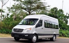 Xe tải jac 16 chỗ- xe du lịch 16 chỗ