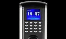 Lắp kiểm soát cửa và chấm công văn phòng vân tay Ronald Jack SF200.