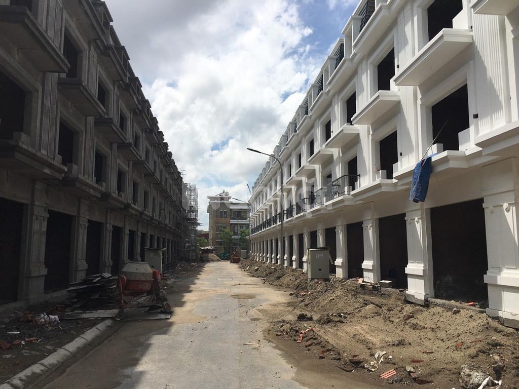 Bán nhà 4 tầng 63m2 Vĩnh Niệm, Lê Chân chỉ 2,6 tỷ