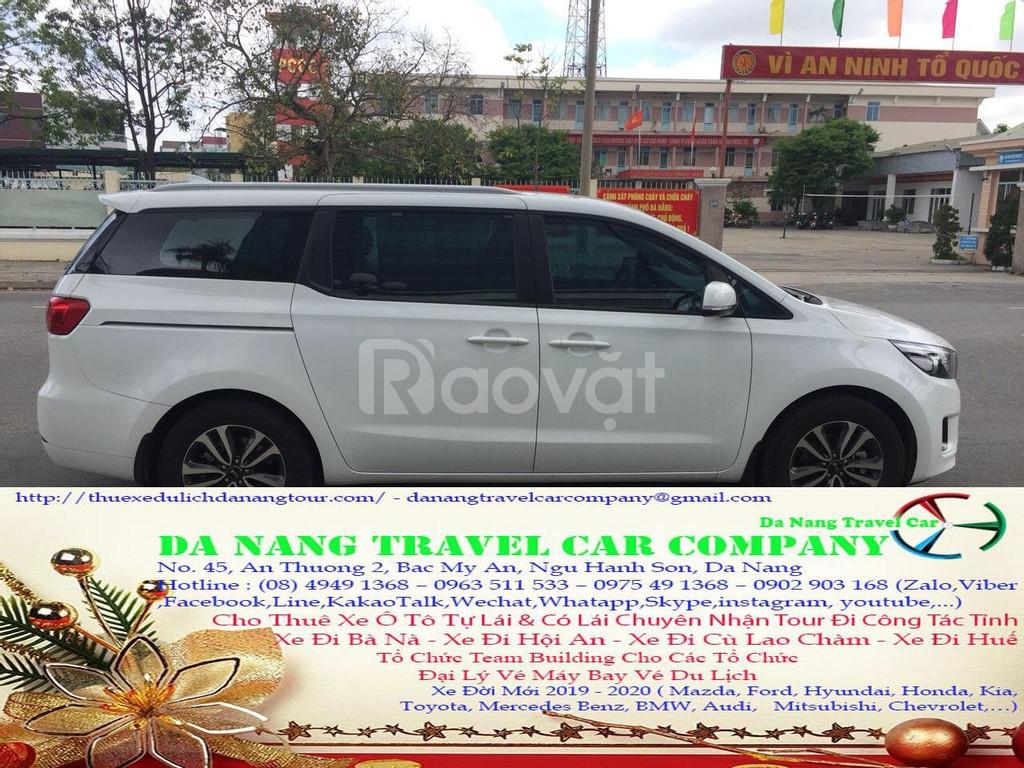 Dịch vụ thuê xe đón sân bay Đà Nẵng đi Hội An