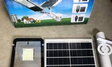 Đèn đường LED năng lượng mặt trời bàn chải 50w