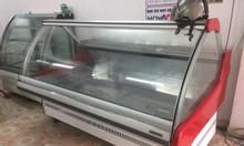 Cần thanh lí tủ đông mềm trưng bày bánh kem