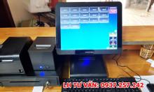 Lắp đặt máy tính tiền cho quán mỳ cay, trà sữa tại Bắc Ninh