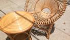 Bàn ghế sen mây cafe (ảnh 4)