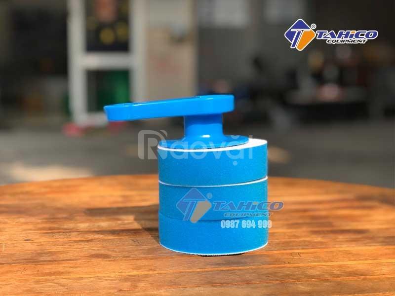 Mút vệ sinh xe 3 inch có tay cầm tại Nha Trang