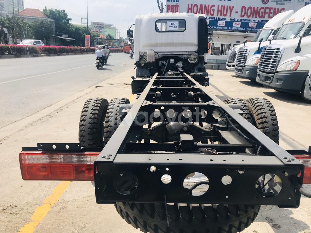 Xe tải 8 tấn giá rẻ - faw 8 tấn động cơ hyundai ga cơ nhập khẩu