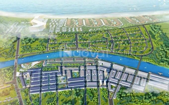 Rosa Riverside complex, đất nền view sông Cổ Cò giá chỉ 1 tỷ 2