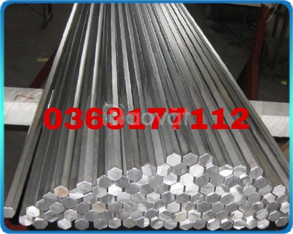 Thép lục giác không gỉ, ống lục giác inox 304, 309S, 310S, 316L, 420j2