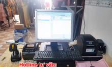 Lắp đặt máy tính tiền cho shop thời trang tại Bắc Ninh