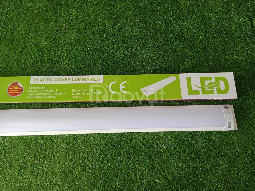 Máng đèn led bán nguyệt pcfnn40l eco