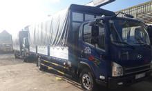 Đại lý xe tải faw 8 tấn - thùng bạt 6m3 động cơ hyundai nhập khẩu