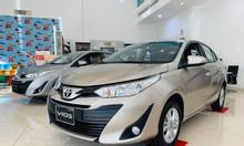 Toyota Vios giá khuyến mãi hấp dẫn