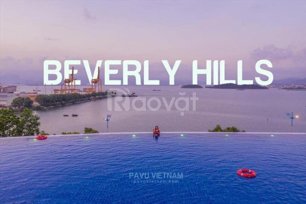 Beverly Hills cơ hội đầu tư có 1-0-2 tại trung tâm Bãi Cháy