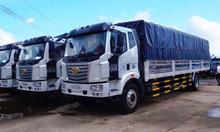 Xe tải thùng dài 10m, xe tải faw 7t25 thùng dài 10m chuyên chở palet.