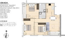 Tôi cần bán gấp căn hộ Tây Hồ River View ngay gần KĐT Ciputra, DT 98m2