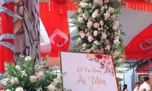 Trang trí hoa tươi cho đám cưới tại An Nhiên Wedding