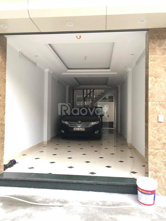 Bán nhà mới đẹp Kim Đồng, phân lô, ôtô vào nhà