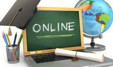 Đại học từ xa , học online vào thời gian rảnh