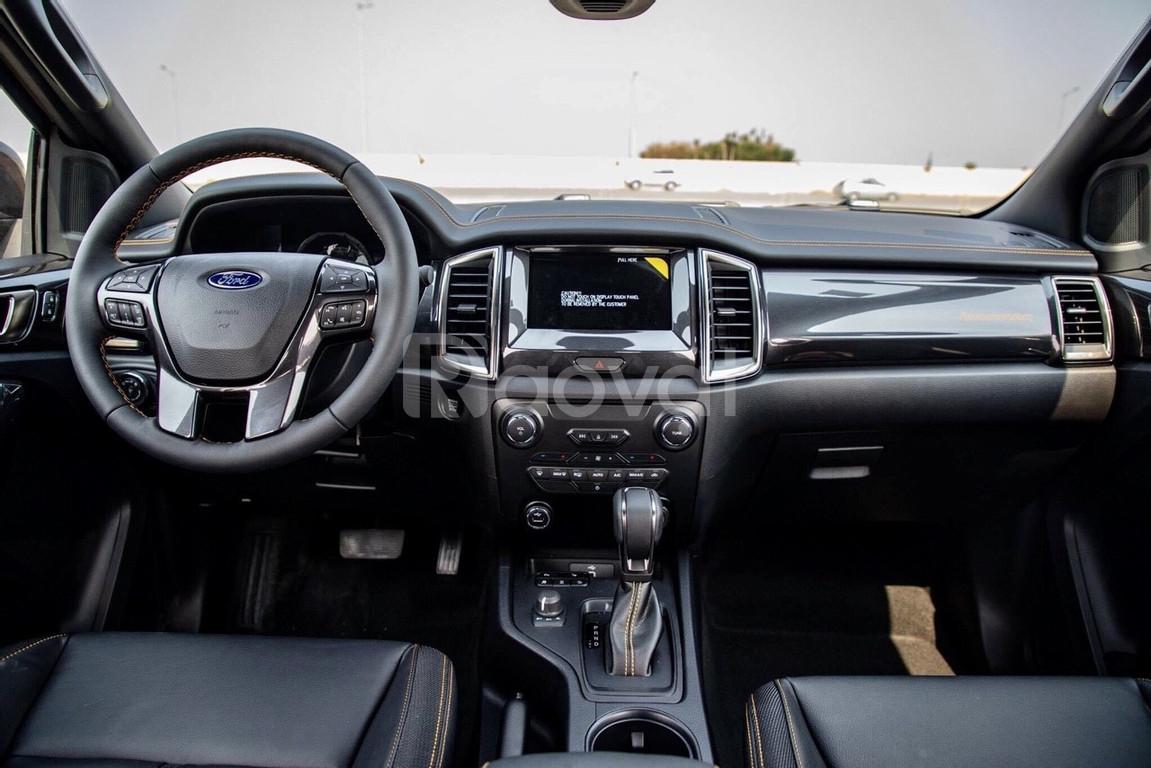 Ford Ranger, giá tốt, ưu đãi lớn (ảnh 5)