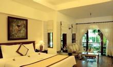 Cho thuê dài hạn Giá rẻ bất ngờ KS đường Hồ Nghinh 25 phòng 120 m2 đất