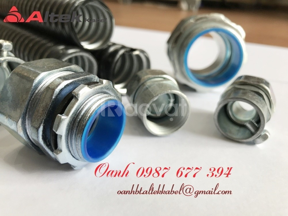 Ống kẽm đàn hồi bọc nhựa PVC
