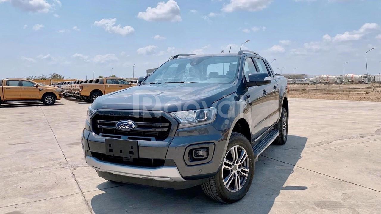 Ford Ranger, giá tốt, ưu đãi lớn (ảnh 1)
