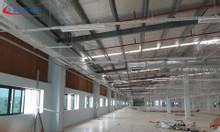 Hệ thống làm mát xưởng may tại Hà Nội