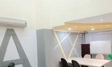 Cho thuê văn phòng tiện nghi, HXH 45 Nguyễn Bặc, Q.Tân Bình