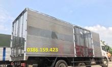 Xe tải faw 8 tấn thùng dài 8 m - 2020