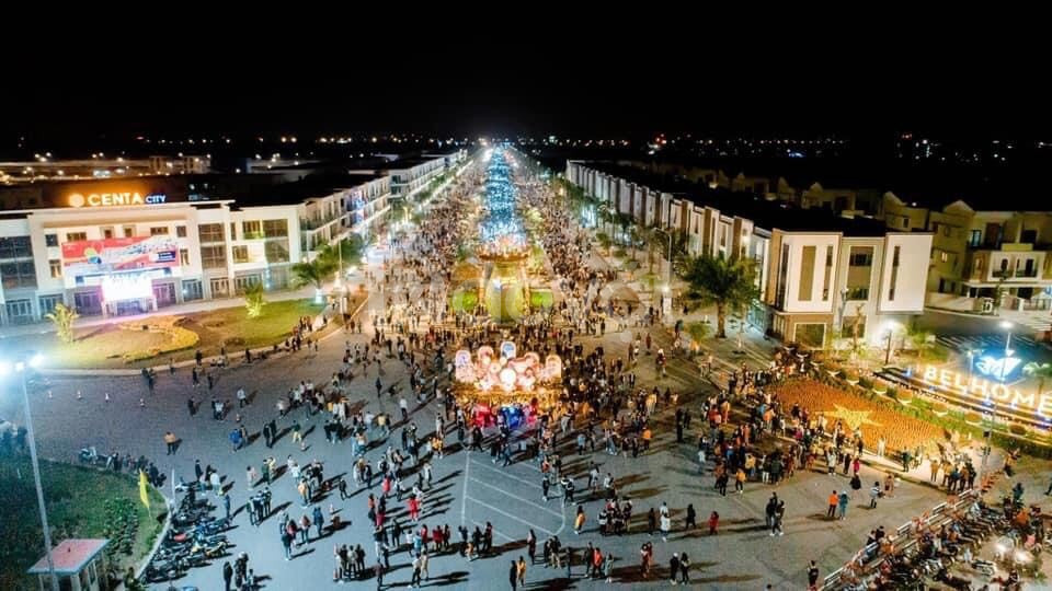 Sophouse Centa City Bắc Ninh đường 26m giá 3.6 tỷ