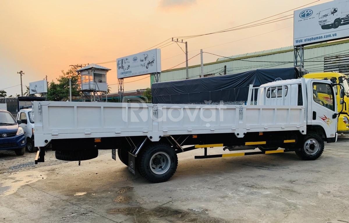 Faw 7T3 thùng dài 6m3 ga cơ máy Hyundai