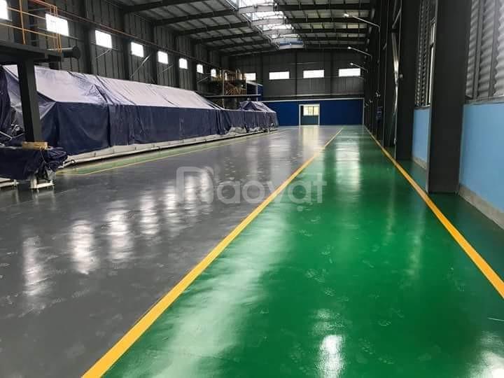 Thi công sơn epoxy giá rẻ tại Tphcm, Long An, Bình Dương, Đồng Nai