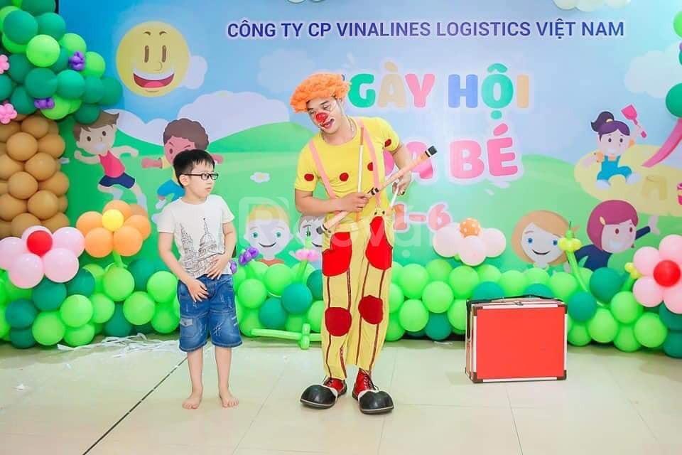 Thuê chú hề hoạt náo sinh nhật tại Hà Nội (ảnh 4)