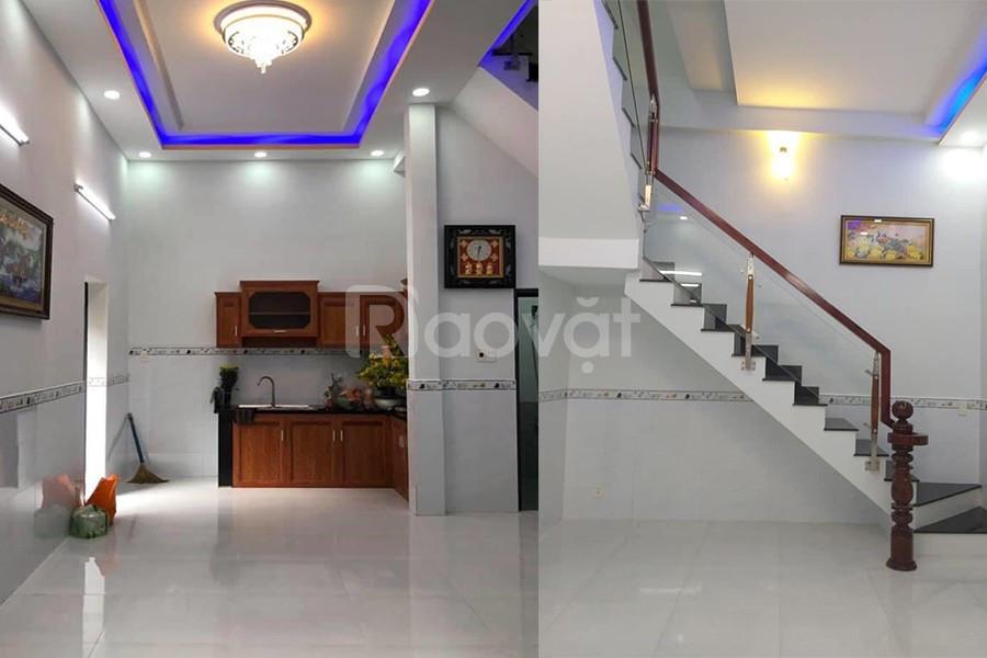 Nhà ngay Coop mart Quang Trung, 6m, 60m2, 2 tầng