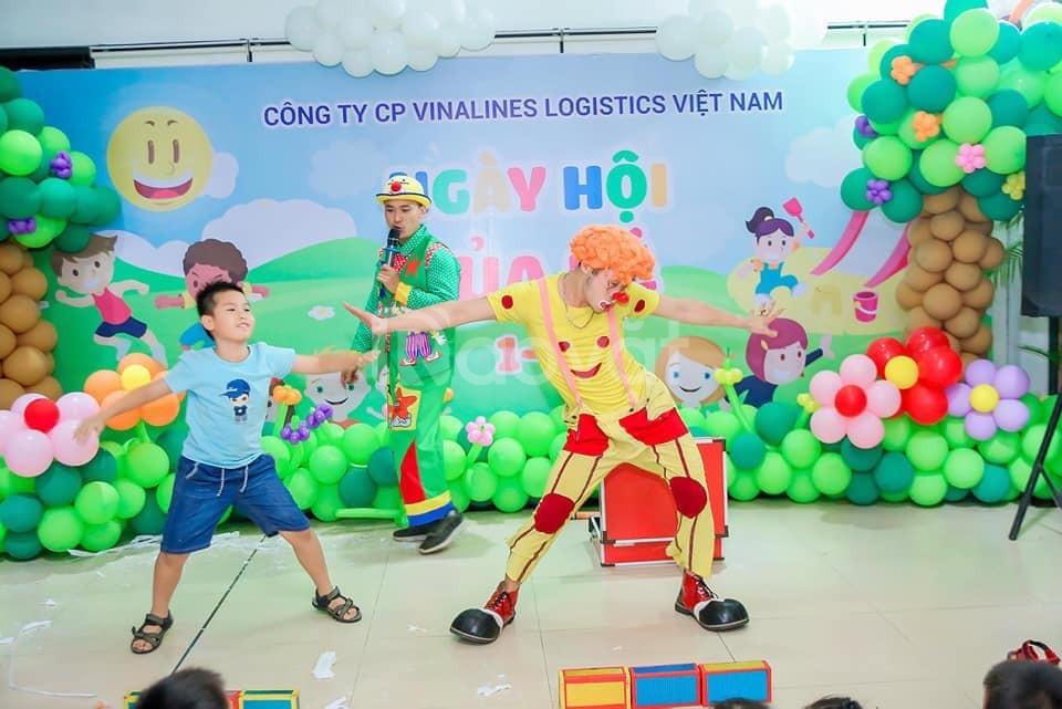 Thuê chú hề hoạt náo sinh nhật tại Hà Nội (ảnh 1)
