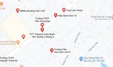 Cần bán nhà vị trí KD tốt, 2 mặt phố đường ¾ P. Cam Linh, Tp Cam Ranh.