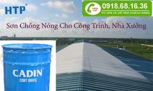 Muốn tìm địa chỉ bán sơn chống nóng cho mái tôn tại quận Tân Bình