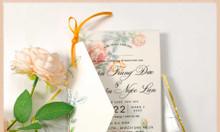 Miễn phí in hình, sơ đồ thiệp cưới Vthappy